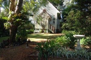 Lisson Grove Abbey Tamborine Mountain Accommodation
