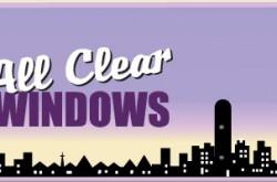 All Clear Windows