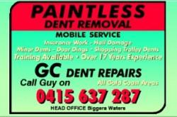 GC Dent Repairs