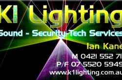K1 Lighting and Sound