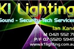K1 Lighting and Sound